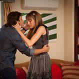 Arturo y Marina en 'Física o Química'