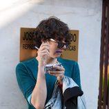 Javier Calvo con gafas de sol