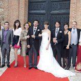 La boda de Héctor y Alicia