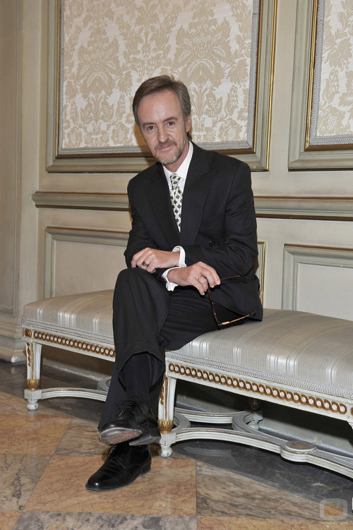 Carlos Hipólito en la segunda parte de 'La Duquesa'