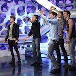 McFly baila en 'El hormiguero'