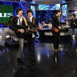 McFly imita a los Beatles