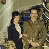 Raúl Peña y Carolina Lapausa