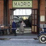Llegada de Ludi a Madrid