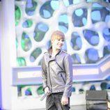 Justin Bieber estuvo en 'El Hormiguero'
