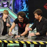 Justin Bieber experimenta con Marron