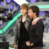 Justin Bieber visita 'El Hormiguero'