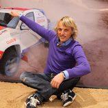 Jesús Calleja correrá el Dakar