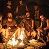 Los romanos de Hispania en torno al fuego