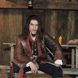 Óscar Jaenada como Álvaro Mondego en 'Piratas'
