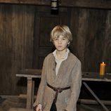 Axel Fernández es un niño superdotado en 'Piratas'