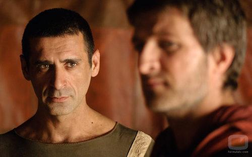 Octavio, el hermano de Marco