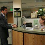 Steve Carell es Michael Scott en 'The Office'
