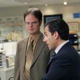 Steve Carell y Rainn Wilson participarán en la nueva temporada de 'The Office'
