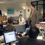 Dwight Schrute gritando en 'The Office'