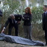 Cadáver de Cristina Marcos en 'Desaparecida'