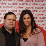 Paul Potts y Nuria Roca presentan 'Tienes Talento'