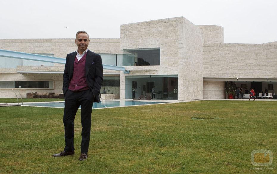 Joaquín Torres, diseñador de 'Supercasas'