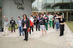 Rafa Méndez prepara la quinta edición de \'Fama, ¡a bailar!\'