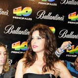 Angie Cepeda en los Premios 40 2010
