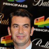 Arturo Valls en los Premios 40 2010