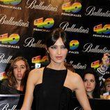 Sara Carbonero en los Premios 40 2010