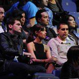 Sara Carbonero e Íker Casillas en los Premios 40 2010