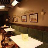 Interior café El Ateneo