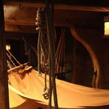 Hamaca del barco