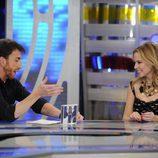 Pablo Motos entrevista a Kylie Minogue