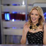 Kylie Minogue se divierte en 'El hormiguero'