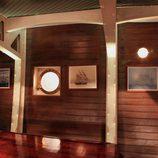 Un decorado de 'El barco'