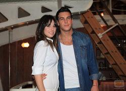 La pareja formada por Blanca Suárez y Mario Casas