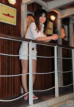 Blanca Suárez interpreta a Ainhoa