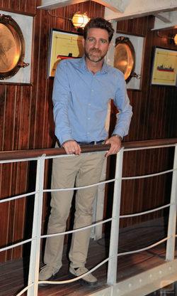 Juanjo Artero será el capitán de \'El barco\'