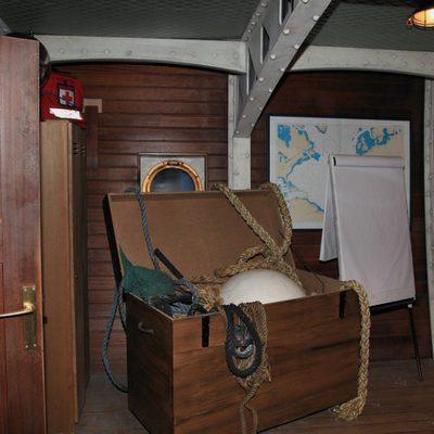 Imágenes exclusivas de 'El barco'