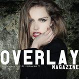 Carla Nieto, portada de Overlay Magazine