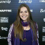 La actriz Miriam Gallego