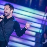 Ricky Martin en el especial de Nochevieja de La 1