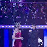 Juanes y Anne Igartiburu en el especial de Nochevieja