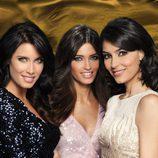 Las presentadoras de las Campanadas de Telecinco