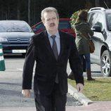 Manuel Campo Vidal se despide de Luis Mariñas