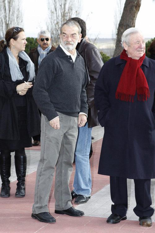 Ignacio Salas despide de Luis Mariñas