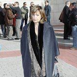 Mª Teresa Campos da el último adiós a Luis Mariñas