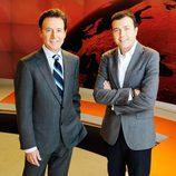 Equipo de 'Antena 3 noticias 2'