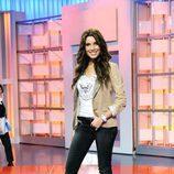 Pilar Rubio en la presentación de 'OT2011'