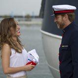 Irene Montalá y Juanjo Artero, protagonistas de 'El barco'