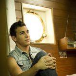 Mario Casas es Ulises en la serie 'El barco'