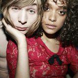 Cadie y Stanley, de 'Skins' USA