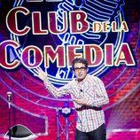 Berto en 'El club de la comedia'